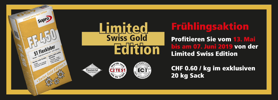 Swiss Gold Edition
